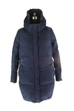 2015 fashion Large collar winter Warm down coat