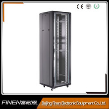 Economy Data center 19 inch metal frame for server rackmount for Telephone Systems
