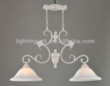 2012 Iron decoration wrought Chandeliers,crystal,PE054-2