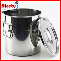 Wholesale King-size Stainless Steel Milk Storage Can|Milk Transport Can