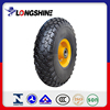 High Quality manufacturer puncture free solid rubber wheel 260x85(3.00-4)