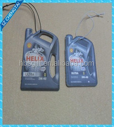 Best Choice Customized Hanging promotional paper car air freshener with printing logo