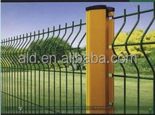 Anping hot sales and high quaity(ISO9001) metal livestock farm fence panel/8x8 fence panels/corten steel panel