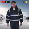 100% polyester wholesale safety reflective men bomber jacket