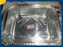 Hot Sale Recyclable Disposable aluminum foil Food Container of item no 2650