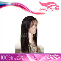 100% remy human hair wig, french lace and silk top, high density