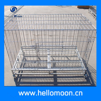 Wholesale China Durable Foldable Pet Cages Sale