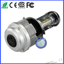 2015 Latest lED 2S Automotive 9003 LED Headlight 2pcs H4 LED Headlight Dust Caps 30W 3600LM Daylight 6000K hb2 Waterproof