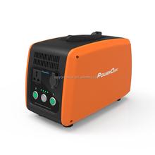 500w 500va off grid mini portable solar energy system nominal solar power station for travel power