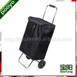portable shopping trolley bag for promotion accessories shop equipment