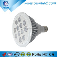 E27 36W LED Plant Grow Light Bulb With Fins Structure Heat Sink For Cabinet New Zealand Australia