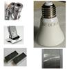High precision led bulb fiber laser marking machine