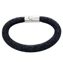 Wholesale Latest Design Mesh Style, Magnetic Bracelet,Energy Bracelet