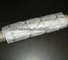 bst tubo de escape extraíble manta de aislamiento