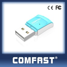 COMFAST CF-WU825N Portable Mini Realtek RTL8192EU 300Mbps Mini Usb Wifi Wireless Adapter Lan Network