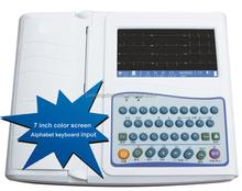 ECG-120 Ttress test ECG machine