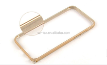Deluxe Solid Portable Metal bumper for iPhone 6