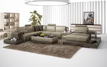 louis vuitton leather design furniture hotel sofa H2205