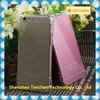 Slim light soft flexible TPU Transparent Bumper Case,scratch resistant clear back for iPhone 6 case