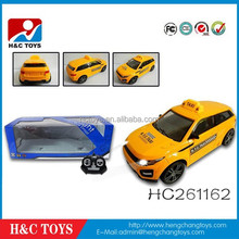 2015 new remote control 4 channel taxi car with light for sale HC261162