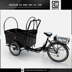 Stylish new family bakfiets BRI-C01 auto parts motorcycle