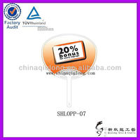 Fuzhou plastic advertising handicraft
