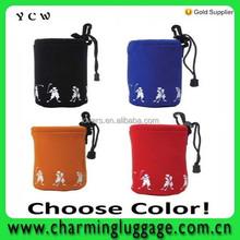 Deluxe Neoprene Bottle Holder Cooler Bag /Beverage Insulator Gift