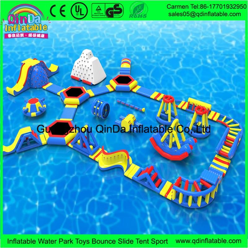 2016 best selling produtos infláveis Inflável parque aquático de diversões passeios de parque temático da água flutuante