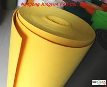 China manufacturer hot sale needle polyester nonwoven felt