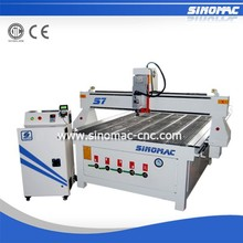 2015 hot sale Sinomac CNC Router S7-1530 vacuum table for router
