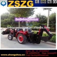 el comercio de la garantía de precio más bajo las ventas caliente mini tractor retroexcavadora cargadora