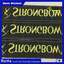 top popular woven wristband/bracelet for party