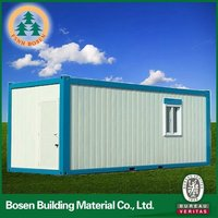 sandwich panel house container living homes