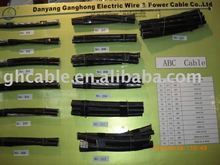 ABC POWER CABLE AERIAL BUNDLED CABLE