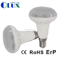 Spot glass cover with recamic cup LED bulb lights R50, 7W led lights warm white R50