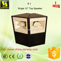 R1 Funktion One 2 Way Audio Speaker With Passive Crossover