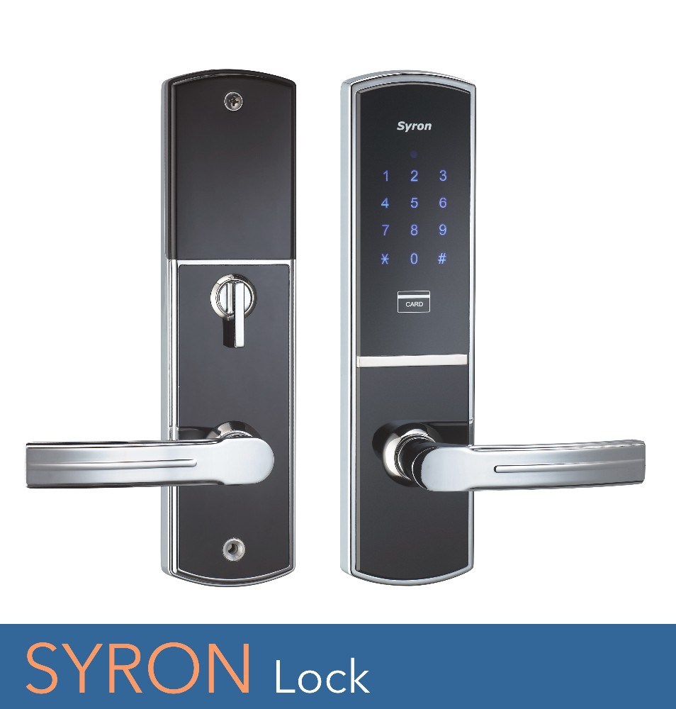 syronlock sy73 keyless electronic digital door lock buy keyless electronic digital door lock. Black Bedroom Furniture Sets. Home Design Ideas