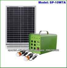 2014 Solar Home System Sistema de Energía Solar