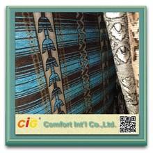 100 Polyester Sofa Chenille Fabric chenille jacquard sofa fabric 2015