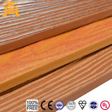 Lap Siding Imitation Wood Texture Fiber Cement Siding Colors