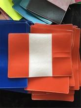passport case travel air plane ticket wallet card holder