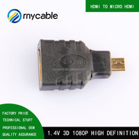High Speed HDMI to Micro HDMI Connector Adapter/ converter