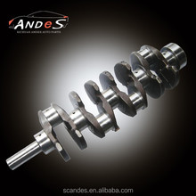 Custom Forged Steel 6BT Crankshaft for Cummin s crankshaft