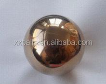 high precision solid copper balls large hollow balls