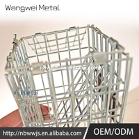 mass supply wholesale foldable stainless steel dog cage