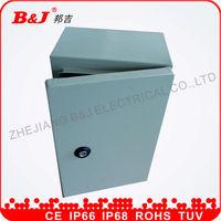 control panel metal enclosure box manufacture/galvanized sheet metal box/sheet metal control box