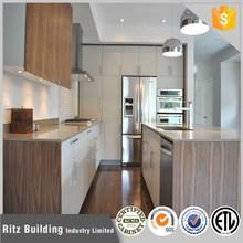 Customized bespoke kitchen cabinets design