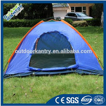2015 New Style Double Layer 2 persons Camping Tents or Water Proof Four Seasons Tourist Tent Wholesale