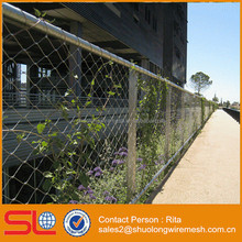 X-tend Mesh Fence , Decorative Rope Fence