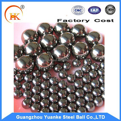 Bearing Parts / 304 stainless steel ball 15.875-60mm / stainless steel ball / industrial machinery ball